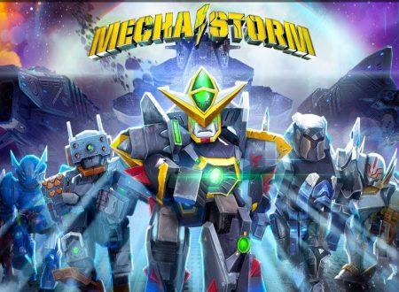 Mecha Storm: il titolo è in arrivo il 25 maggio sull'eShop di Nintendo Switch