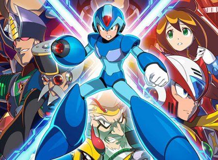 Mega Man X Legacy Collection 1 e 2: pubblicato un nuovo video sulla X Challenge Mode