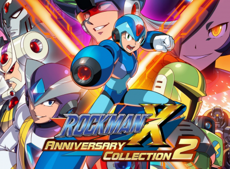 Mega Man X Legacy Collection 1 e 2: svelati i filesize delle due collection per Nintendo Switch
