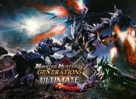 Monster Hunter Generations Ultimate: il titolo è in arrivo il 28 agosto sui Nintendo Switch europei