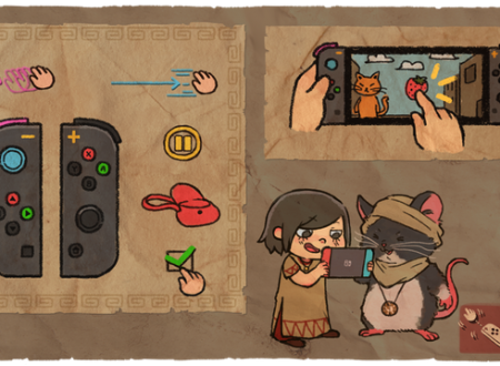 NAIRI: Tower of Shirin, nuove informazioni in merito al porting su Nintendo Switch