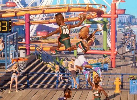 NBA Playgrounds 2: pubblicato il primo gameplay trailer dedicato al titolo