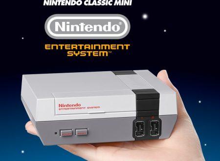 Nintendo Classic Mini: NES, la console è di ritorno in Italia dal prossimo 29 giugno 2018