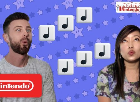 Nintendo Minute: Nintendo Tune Challenge in video con Kit e Krysta