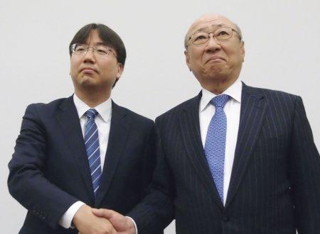 Nintendo: Shuntaro Fukugawa e Tatsumi Kimishima dicono la loro sull'espansione del mercato mobile e Nintendo Switch