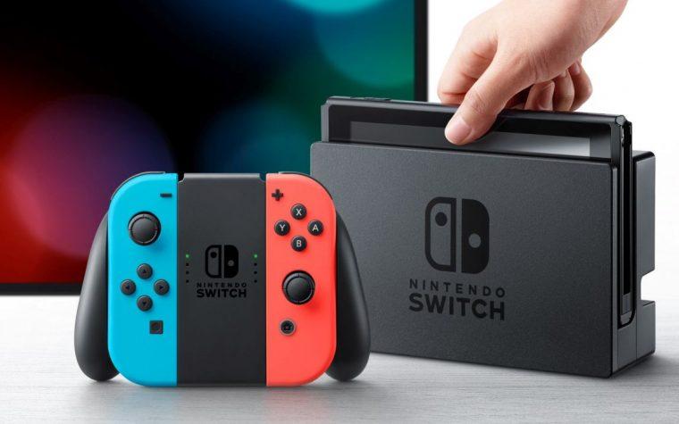 Nintendo Switch: il firmware della console ora aggiornato alla versione 7.0.1