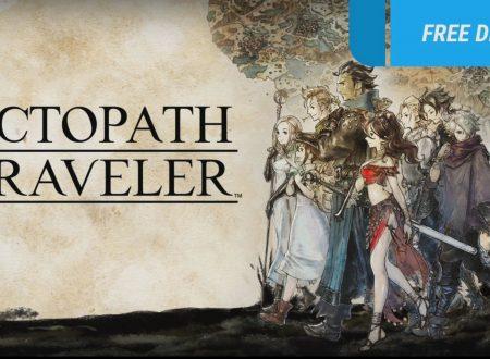 Octopath Traveler: mostrata la boxart europea del titolo in arrivo su Nintendo Switch