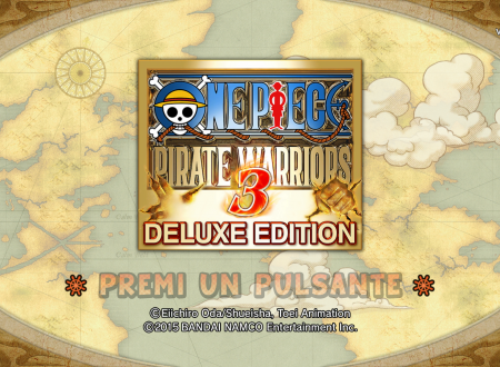 One Piece: Pirate Warriors 3 Deluxe Edition: uno sguardo in video al titolo dai Nintendo Switch europei