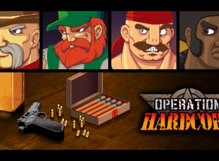 Operation Hardcore: il titolo è in arrivo il 1 giugno sui Nintendo Switch europei