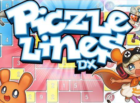 Piczle Lines DX: il titolo aggiornato alla versione 1.5, aggiunti 80 nuovi puzzle