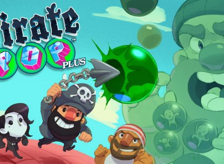 Pirate Pop Plus: uno sguardo in video al titolo dai Nintendo Switch europei