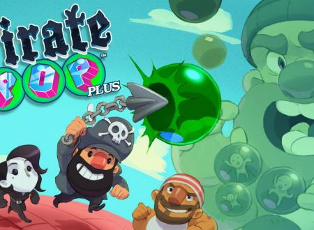 Pirate Pop Plus: il titolo è in arrivo il 31 maggio sull'eShop di Nintendo Switch