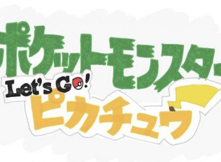 Pokèmon Let's GoPikachu eLet's GoEevee: registrati i possibili domini dei due titoli