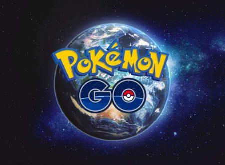 Pokémon GO: il titolo mobile aggiornato alla versione 0.103.3/1.73.3 su Android e iOS