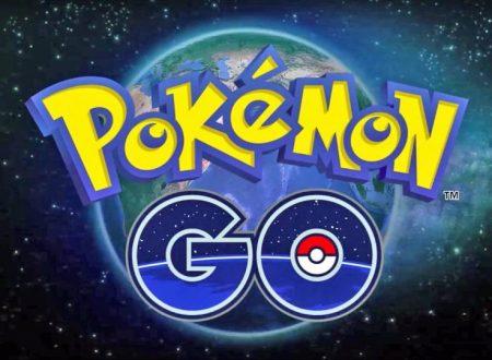Pokémon GO: il titolo mobile aggiornato alla versione 0.105.0/1.75.0 su Android e iOS