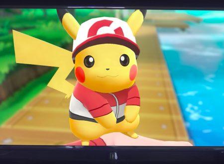 Pokemon Let's Go! Pikachu e Eevee: video comparativo con Pokèmon: Versione Gialla