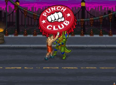 Punch Club: il titolo è in arrivo il 24 maggio sui Nintendo Switch europei