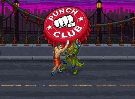 Punch Club: pubblicato il trailer di lancio del titolo, ora su Nintendo Switch