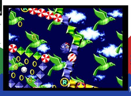 SEGA Ages: pubblicati nuovi screenshots sui titoli della raccolta in arrivo su Nintendo Switch