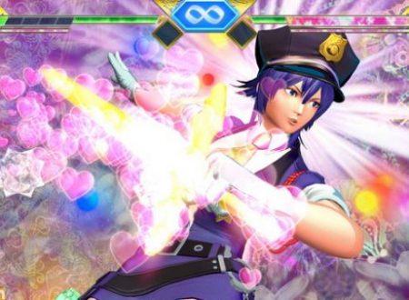 SNK HEROINES Tag Team Frenzy: Love Heart di Sky Love sarà presente nel roster del gioco