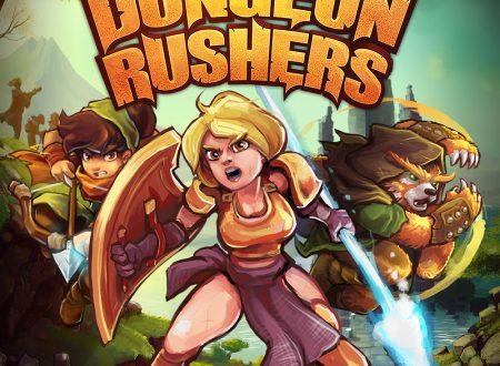 Dungeon Rushers: uno sguardo in video al titolo dai Nintendo Switch europei