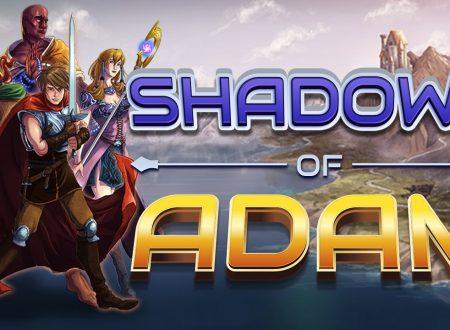 Shadows of Adam: il titolo è ufficialmente in arrivo su Nintendo Switch
