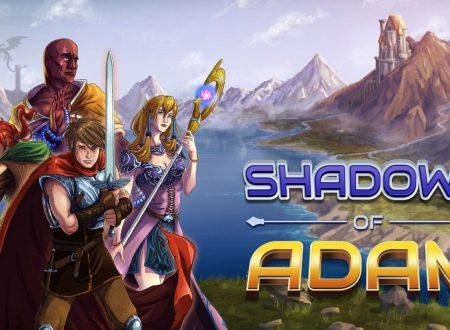 Shadows of Adam: uno sguardo in video al titolo dai Nintendo Switch europei