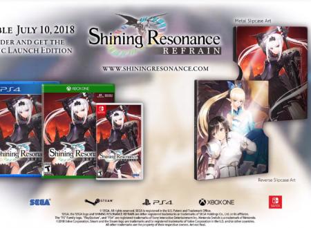 Shining Resonance Refrain: pubblicato un nuovo trailer del titolo da SEGA America