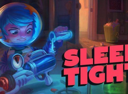 Sleep Tight: il titolo è in arrivo il 26 luglio sull'eShop di Nintendo Switch