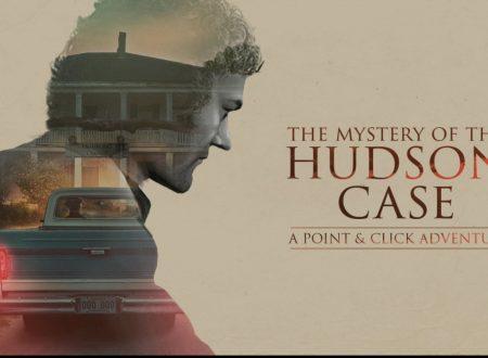 The Mystery of the Hudson Case: il titolo è in arrivo il 14 maggio sull'eShop europeo di Nintendo Switch