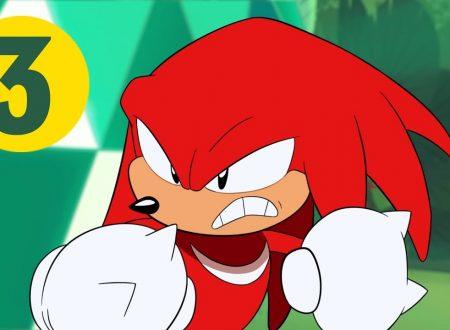 Sonic Mania Adventures: pubblicata la terza parte della web serie animata di Sonic