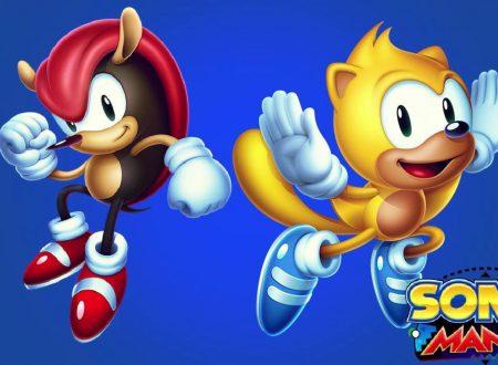 Sonic Mania Plus: un livestream di SEGA ci mostra il titolo, la Encore Mode e l'unboxing della versione Nintendo Switch