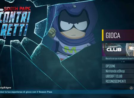South Park: Scontri Di-Retti, il titolo aggiornato alla versione 1.02 sui Nintendo Switch europei