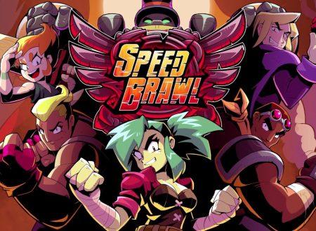 Speed Brawl: il titolo è in arrivo in estate sull'eShop di Nintendo Switch