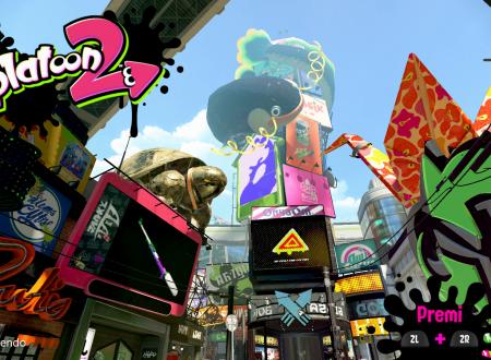 Splatoon 2: il titolo ora aggiornato alla versione 3.0.1 sui Nintendo Switch europei