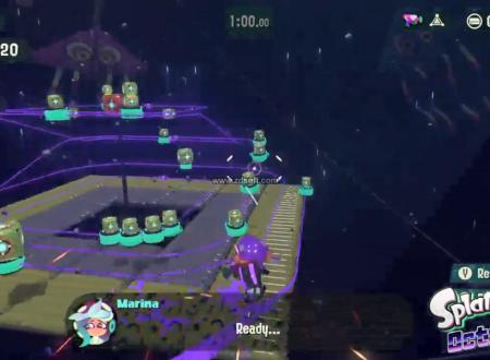 Splatoon 2: mostrato in video il coinvolgimento di Alga e Nori nei livelli della Octo Expansion