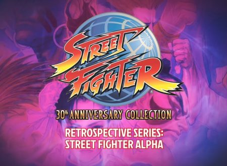 Street Fighter 30th Anniversary Collection: nuovo video retrospettiva sulla serie con Street Fighter Alpha
