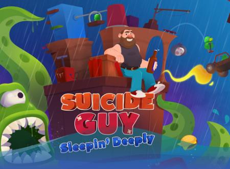 Suicide Guy: Sleepin' Deeply, il sequel è in arrivo anche sull'eShop di Nintendo Switch