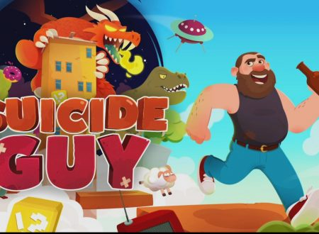 Suicide Guy: i primi 20 minuti di video gameplay dai Nintendo Switch europei