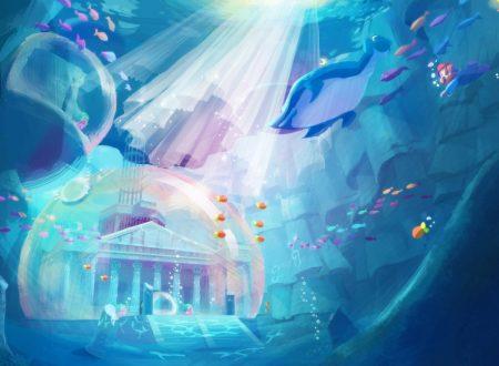 Super Mario Odyssey: mostrato un concept art dedicato al Lago Lamoda nel Regno del Lago