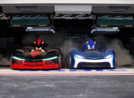 Team Sonic Racing ufficialmente rivelato, in arrivo in inverno su Nintendo Switch