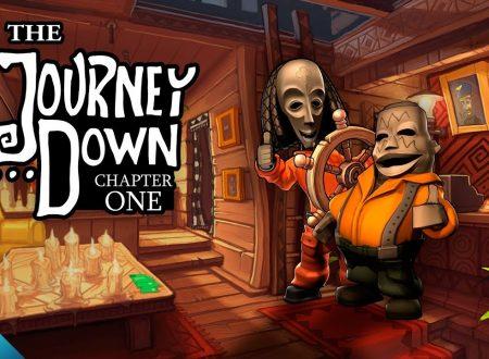 The Journey Down Trilogy: il titolo è ufficialmente in arrivo su Nintendo Switch
