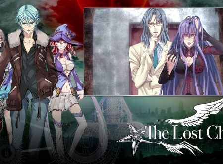 "The Lost Child: pubblicato il nuovo trailer ""Are you fallen angels?!"""