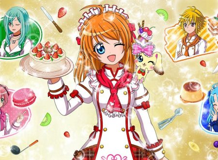 Waku Waku Sweets: Amai Okashi ga Dekiru kana? in arrivo in estate sui Nintendo Switch giapponesi
