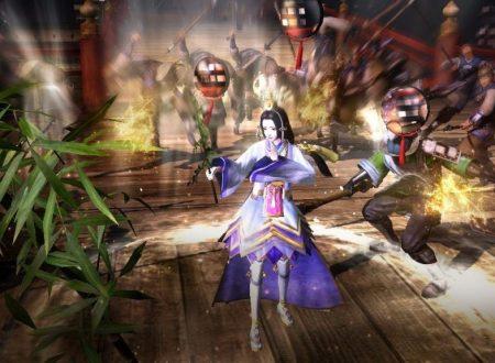 Warriors Orochi 4: il titolo è in arrivo su Nintendo Switch, svelati i primi dettagli