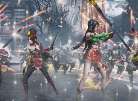 Warriors Orochi 4: il titolo è ufficialmente in arrivo in Occidente su Nintendo Switch