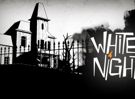 White Night: il titolo è in arrivo il 17 maggio sull'eShop europeo di Nintendo Switch