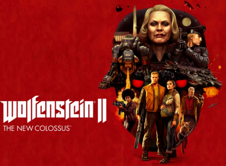 Wolfenstein II: The New Colossus, il titolo è ora in pre-download sui Nintendo Switch europei