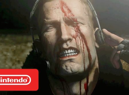 Wolfenstein II: The New Colossus, pubblicati un trailer panoramica della versione Nintendo Switch