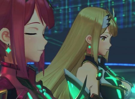 Xenoblade Chronicles 2: emersi dei nuovi video gameplay da Skye Bennett, la voce inglese di Pyra e Mythra